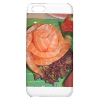 Salmon Sashami Gifts Cards & Collectibles iPhone 5C Covers