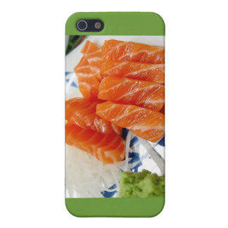 Salmon Sashimi Cards Gifts Etc iPhone 5 Covers
