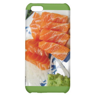 Salmon Sashimi Cards Gifts Etc Case For iPhone 5C