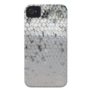 Salmon Scale iPhone 4 Cover