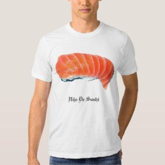 Salmon_Sushi, Hijo De Sushi T Shirts