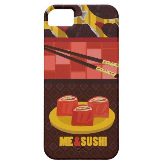 Salmon Sushi Iphone Case
