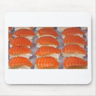 Salmon Sushi - Sashimi Mouse Pad