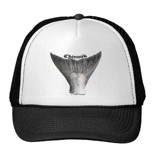 Salmon Tails-FishTails the hottest new style Mesh Hat
