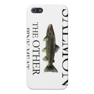 SALMON: THE OTHER PINK MEAT iPhone Case