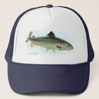 Salmon Trucker Hat