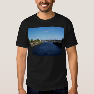 Salmon Weir Tee Shirt