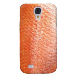 Salmones - caso del iPhone Funda Para Galaxy S4