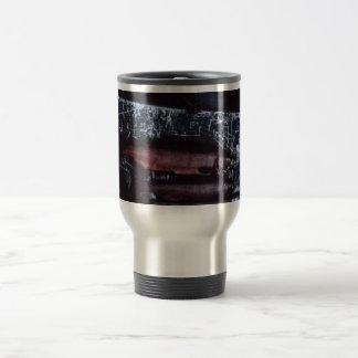 Salmones de rey tazas de café
