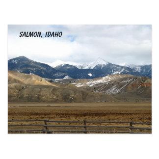Salmones, Idaho Postales