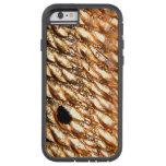 Salmones por la pesca con mosca de Patternwear© Funda De iPhone 6 Tough Xtreme
