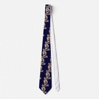 Salmonete de la ascensión corbatas personalizadas
