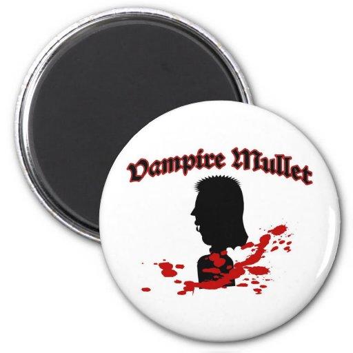 Salmonete del vampiro imanes
