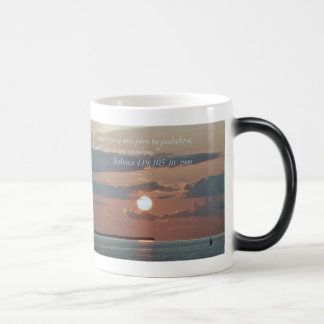 Salmos 119:105 Tazon Magic Mug