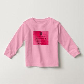 Salmos 91:4 toddler shirt Spanish