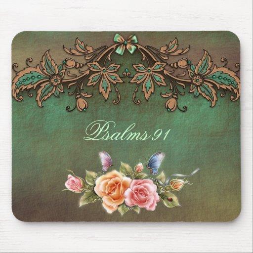 Salmos 91 Mousepad Tapetes De Raton