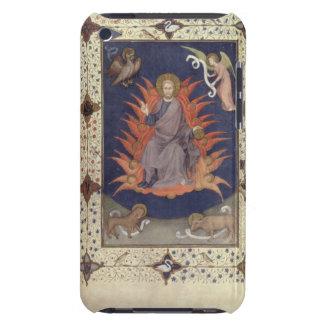Salmos del ms 11060-11061 de la penitencia: Cristo Case-Mate iPod Touch Protectores