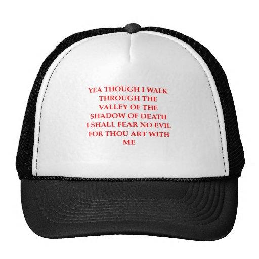 salmos gorras de camionero