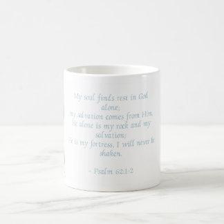 Salmos - taza Negro-Observada de Susans