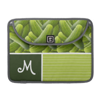 Salmueras verdes; Modelo de la salmuera Fundas Para Macbooks