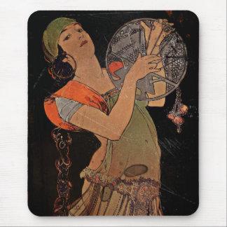 Salome 1897 mouse pad