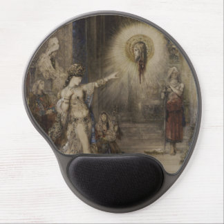 Salome and the Apparition by Gustave Moreau Gel Mouse Pad