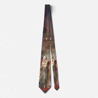 Salome Dancing 1876 Neck Tie