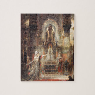 Salome Dancing Before Herod Jigsaw Puzzle