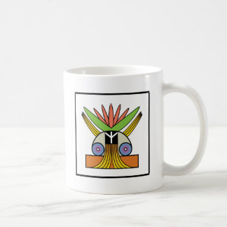 Salome Peace Symbol Coffee Mug