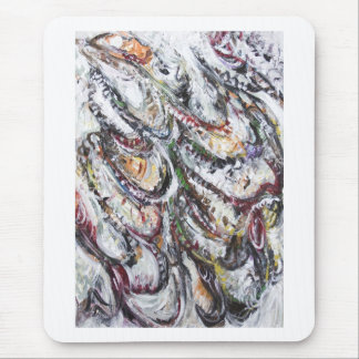 Salome The Dance of the Seven Veils -expressionism Mouse Pad