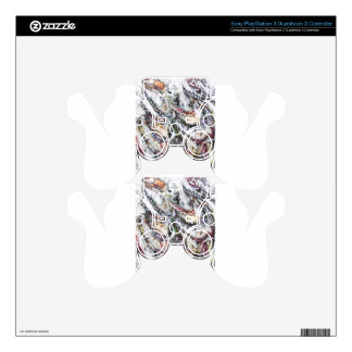 Salome The Dance of the Seven Veils -expressionism PS3 Controller Skins