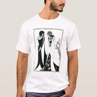 Salome with her mother, Herodias, 1894 (litho) (b/ T-Shirt