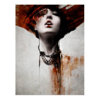 Salomea Postcard