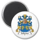 Salomon Family Crest Magnet