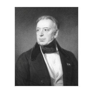 Salomon Mayer von Rothschild Canvas Print
