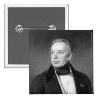 Salomon Mayer von Rothschild Pinback Button