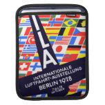Salón aeronáutico del International 1928 Mangas De iPad