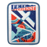 Salón aeronáutico internacional francés 1931 manga de iPad