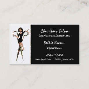 African business cards templates zazzle salon african american business cards colourmoves