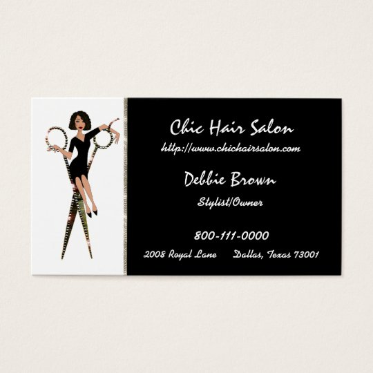 Salon african american business cards zazzle salon african american business cards colourmoves Images