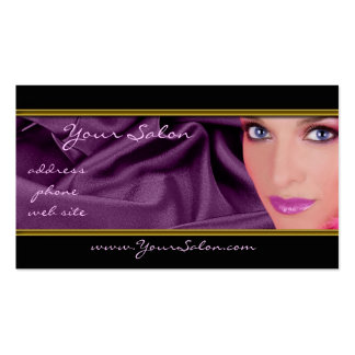 Salon Business Card, Template