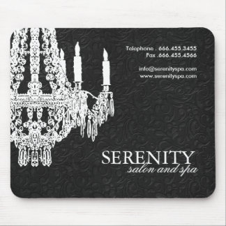 Salon Chandelier Mousepad