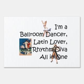 Salón de baile SUPERIOR todo en uno Cartel