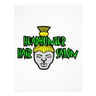 Salón de pelo del Headhunter