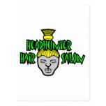 Salón de pelo del Headhunter Postal