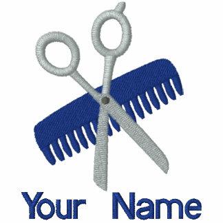 Salón de pelo y peluquero