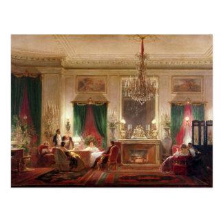 Salón de princesa Matilde Bonaparte Postal