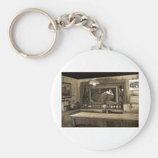 Salón del vaquero llaveros personalizados