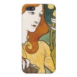 Salon des Cent, Eugène Grasset iPhone 5/5S Cases