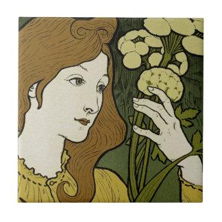 Salon des Cent ~ Exposition de E. Grasset Tile